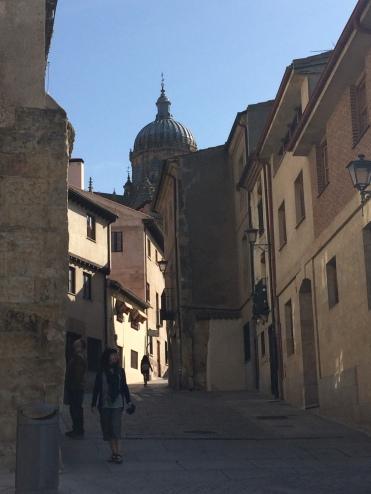 Study trip, Spain